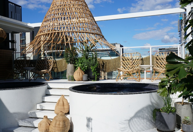 Limes Boutique Hotel, Thung lũng Fortitude, Hồ bơi
