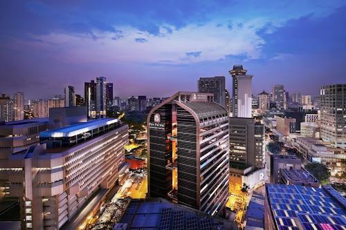 新加坡泛太平洋烏節服務式套房飯店/