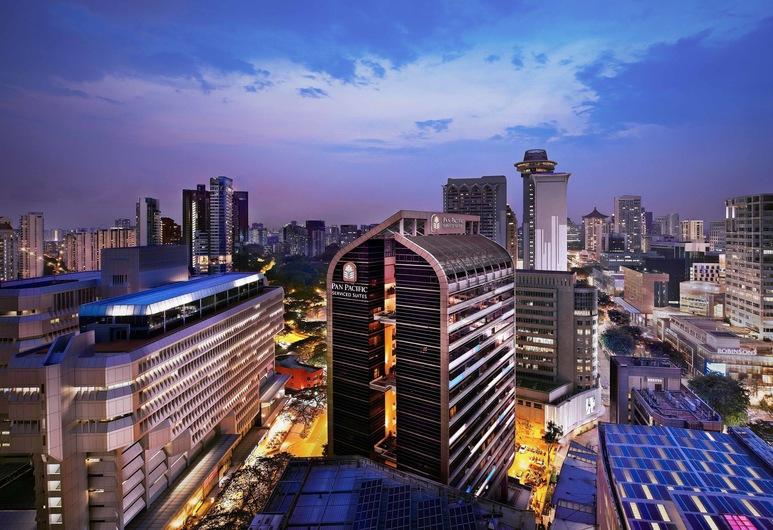 Pan Pacific Serviced Suites Orchard, Singapore, Singapur, Außenbereich