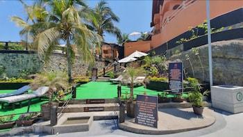 Selline näeb välja Hotel Villas Miramar, Zihuatanejo