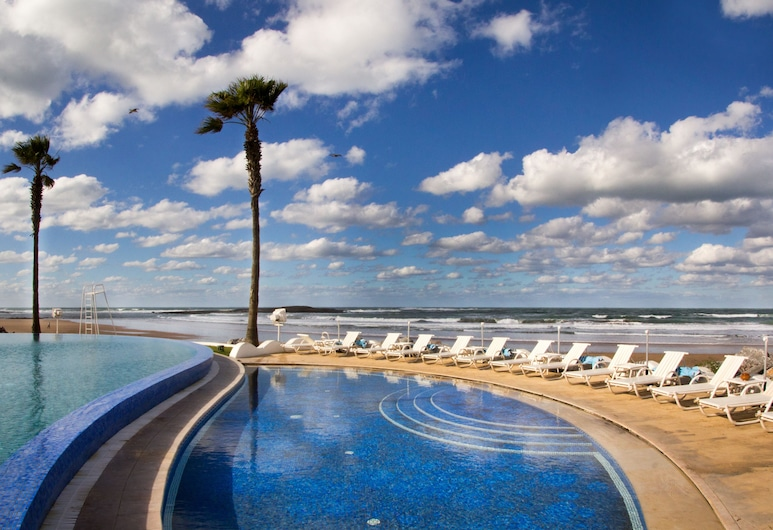L'amphitrite Palace Resort & Spa, Skhirat, Laste bassein