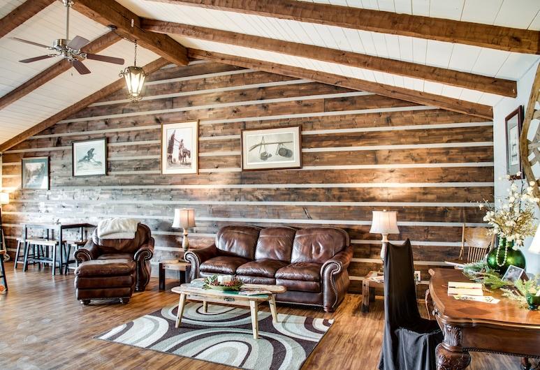 Cliff Dwellers Inn, Blowing Rock, Lobby Lounge