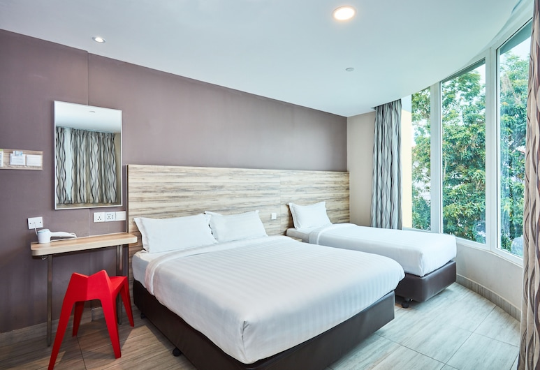 ibis budget Singapore Crystal, Singapore, Deluxe Room, Guest Room