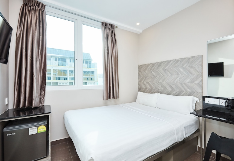 ibis budget Singapore Ruby, Singapore, Deluxe Double Room, 1 Double Bed, Guest Room