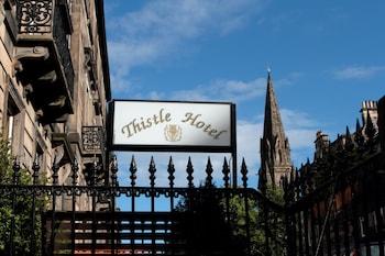 Foto van Edinburgh Thistle Hotel in Edinburgh