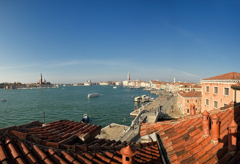 Hotel Bucintoro, Venecija, Pogled iz hotela