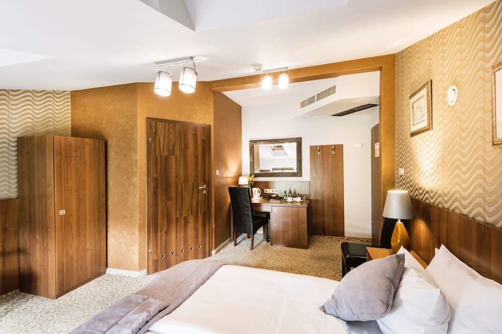 Standard-Doppel- oder -Zweibettzimmer - Zimmer