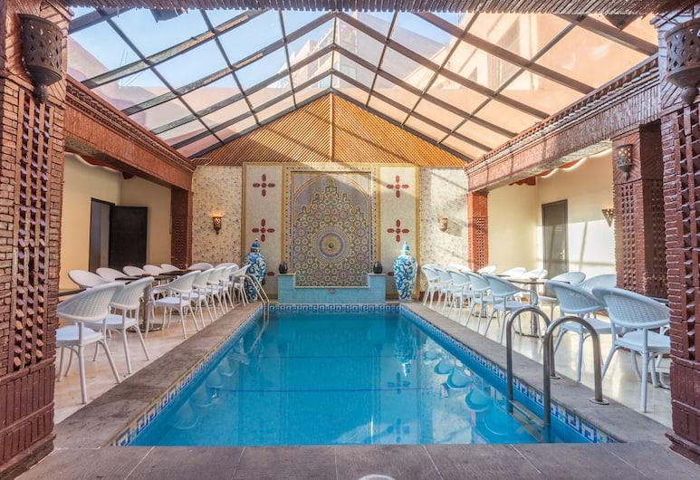 Hotel Corail , Marrakech, Innendørsbasseng