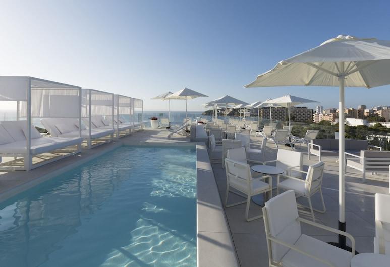 Msh Mallorca Senses Hotel, Palmanova, Adults Only, Calvia, Takterrasspool