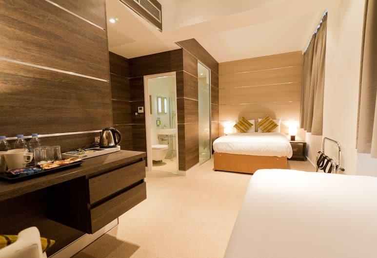 韋斯利酒店, 倫敦, 高級客房, 客廳