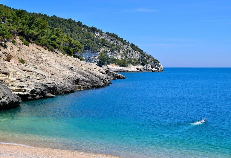 Pugnochiuso Resort - Hotel del Faro, Vieste, Paplūdimys