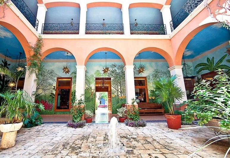 Hotel Boutique Casa San Angel, Mérida