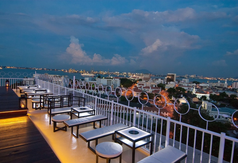 Bayview Hotel Georgetown Penang, George Town, Výhľad z výšky