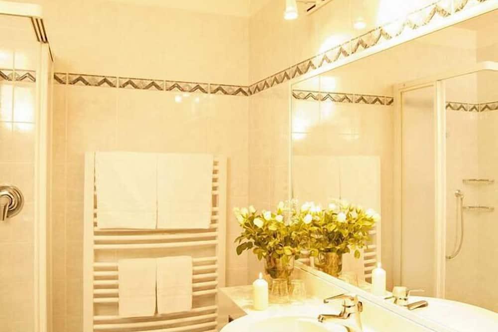 Junior Suite - Bilik mandi