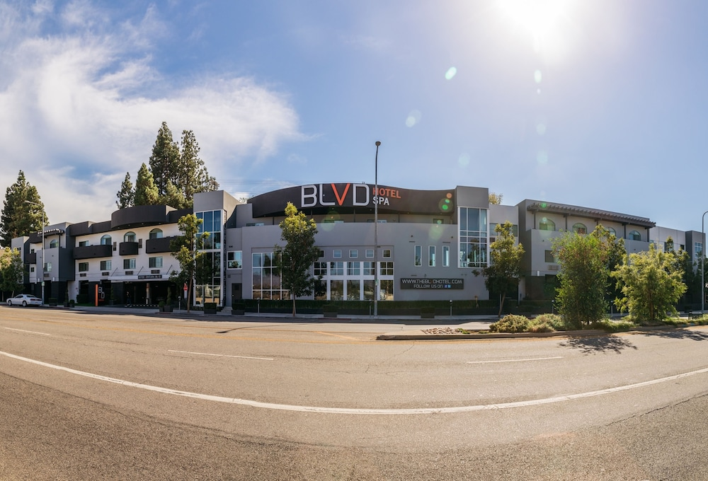Hotels In Studio City On Ventura Blvd