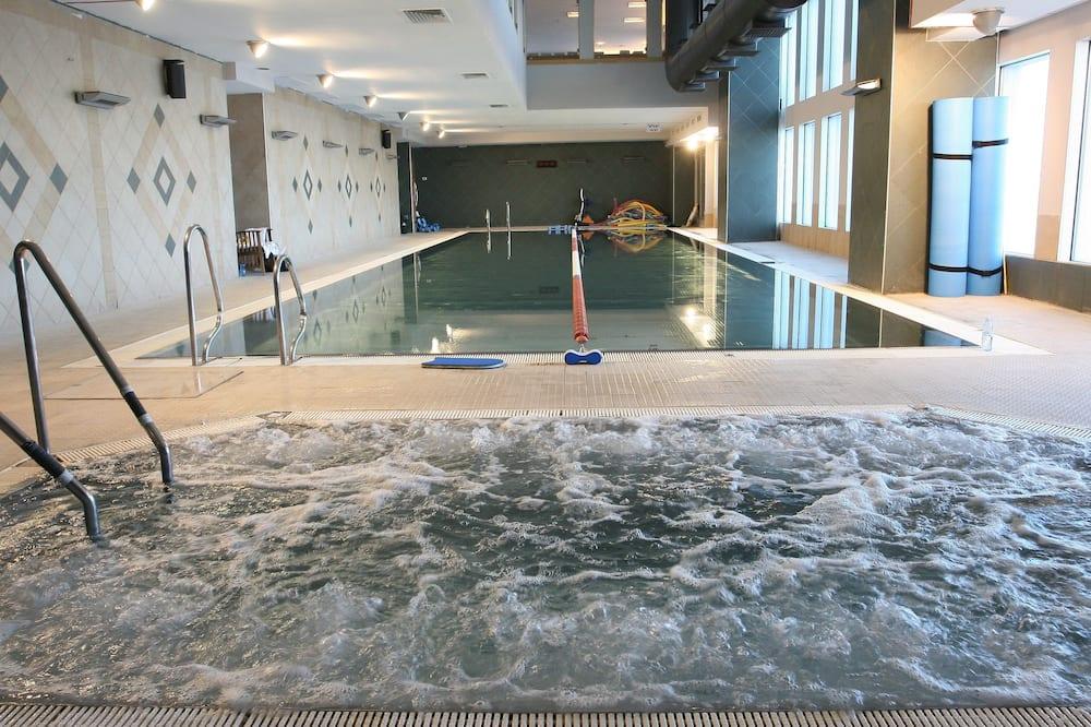 Banheira de Hidromassagem Interior