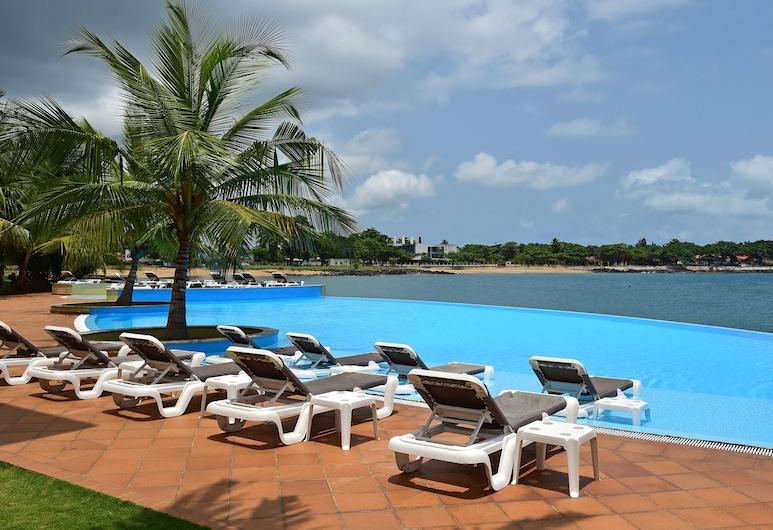 Pestana São Tomé, Sao Tome Island, Pool