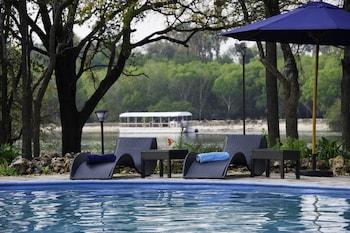 Nuotrauka: A'Zambezi River Lodge, Victoria Falls