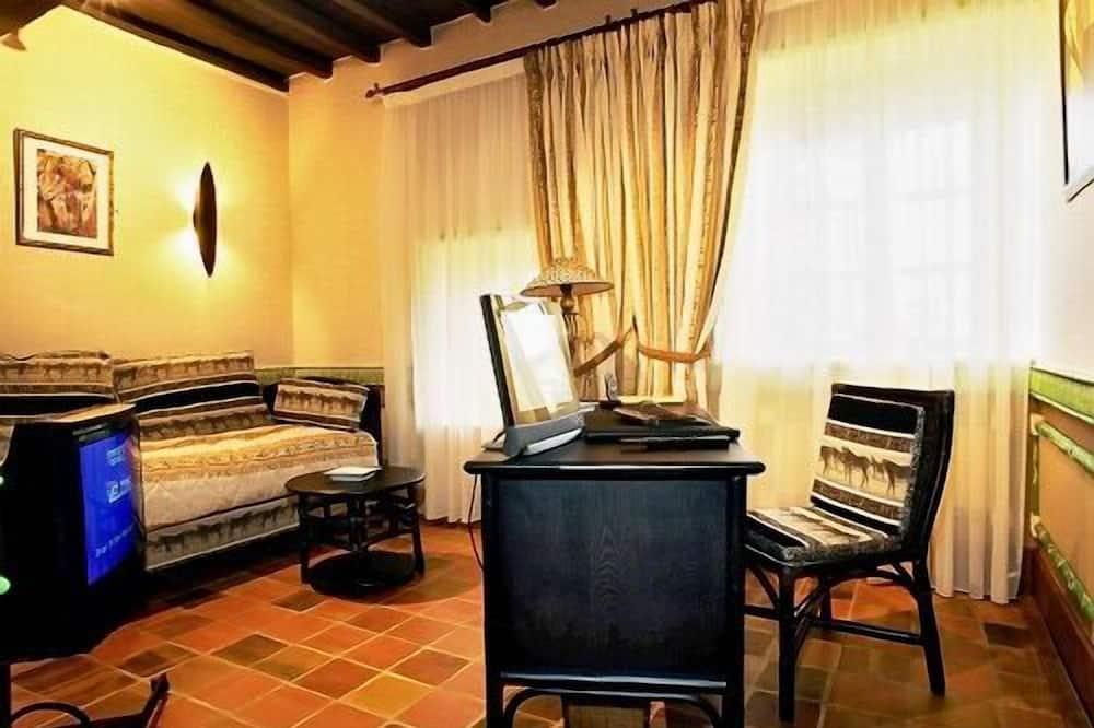 Izba, bezbariérová izba (Africaine) - Obývacie priestory