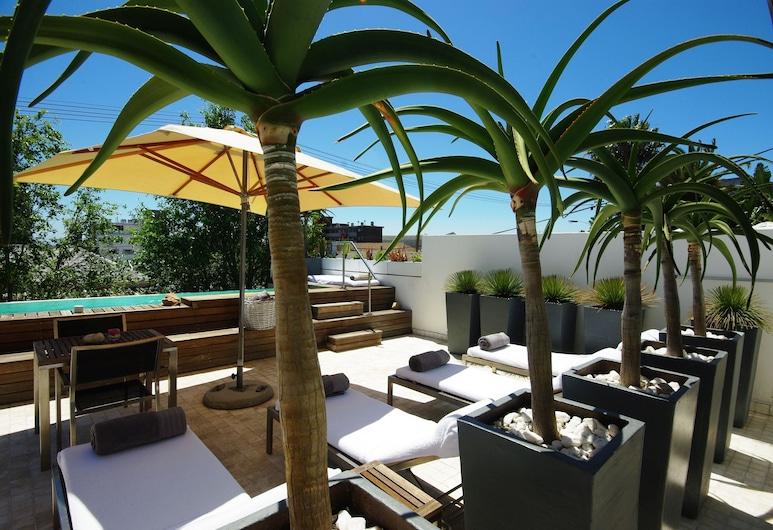 DysART Boutique Hotel, Cape Town, Utendørsbasseng