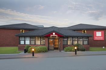 鴨巴甸亞伯丁機場昂納多酒店的圖片