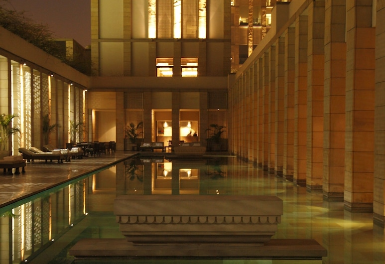 The Lodhi - A member of The Leading Hotels Of The World, New Delhi, Utomhuspool