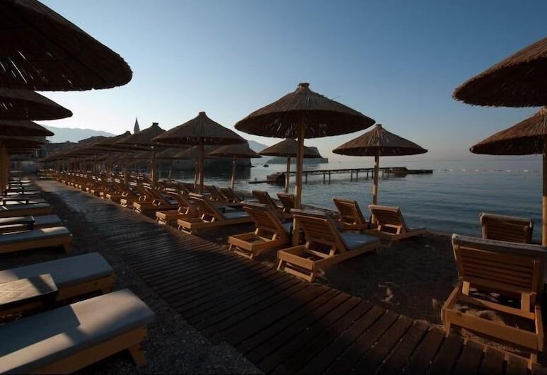 Avala Resort & Villas, Budva, Playa