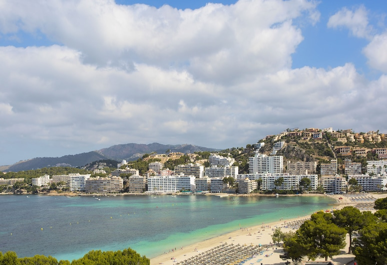 Msh Mallorca Senses Hotel, Santa Ponsa - Adults Only, Calvia, Comfort Δωμάτιο, Μπαλκόνι, Μερική Θέα στη Θάλασσα (Lateral Sea View), Θέα δωματίου