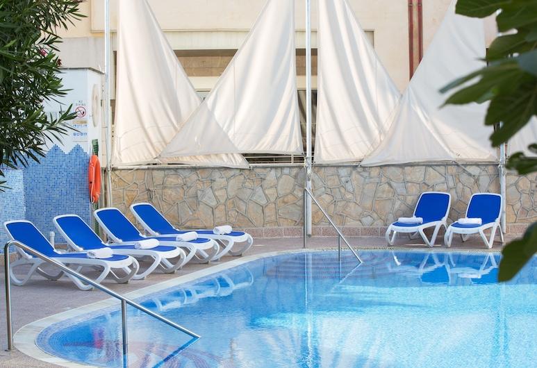 Blue Sea Piscis - Adults Only, Alcudia, Piscine en plein air