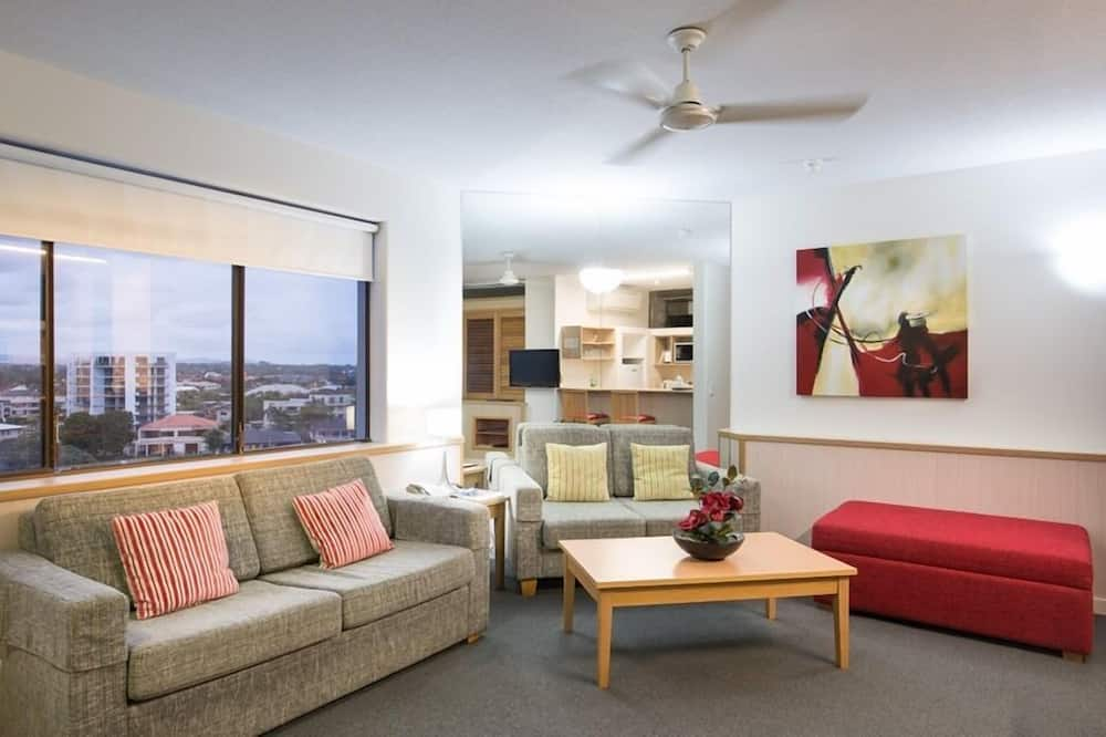 One Bedroom Unit - Living Area