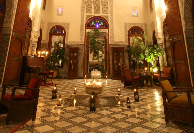 Dar Al Andalous - Riad, Φεζ, Ρεσεψιόν