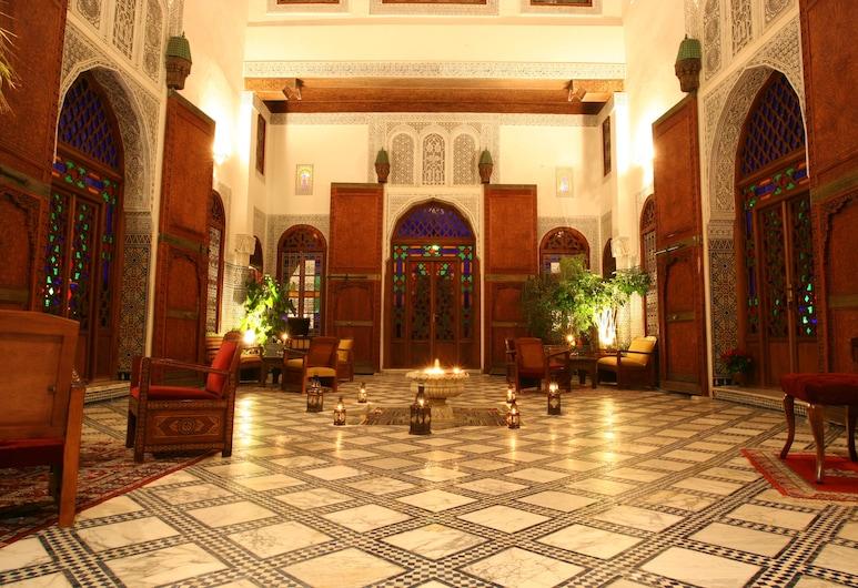 Dar Al Andalous - Riad, Fes, Recepção