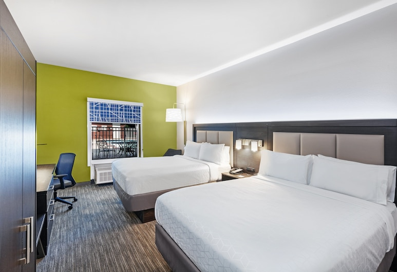 Holiday Inn Express & Suites Baton Rouge East, באטון רוז'