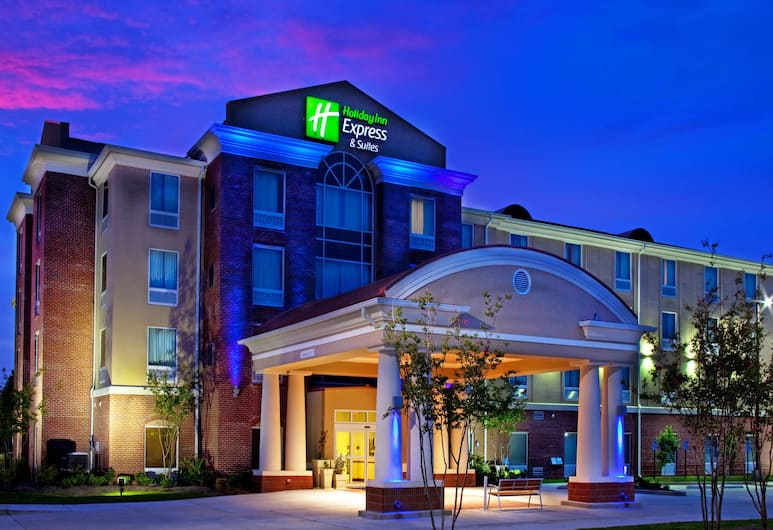 Holiday Inn Express & Suites Baton Rouge East, Baton Rouge, Exterior