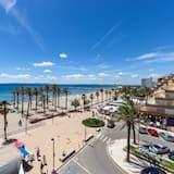 Chambre Double Standard (Spa access) - Vue sur la plage/la mer