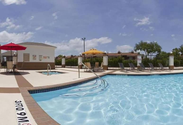 Candlewood Suites Houston Westchase/ Westheimer., Houston, Alberca al aire libre