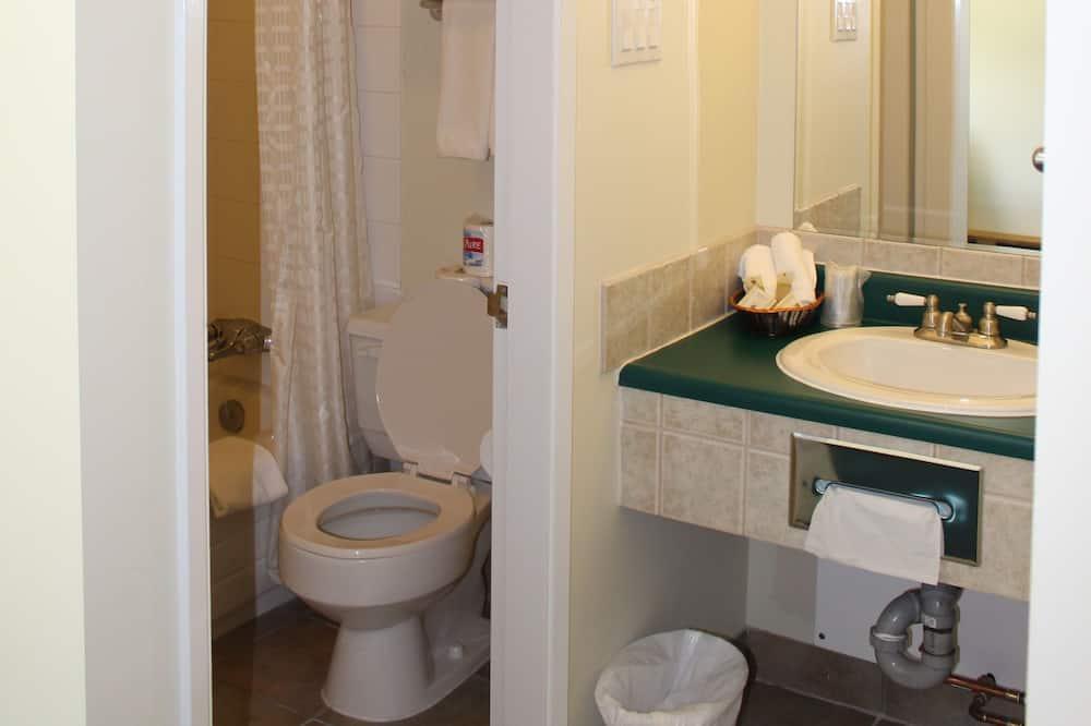 客房, 2 張標準雙人床, 小廚 (Non Smoking) - 浴室