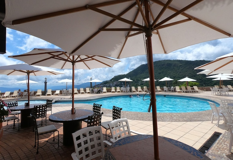 Hotel Montetaxco, Taxco, Basen