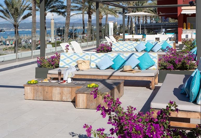 Myseahouse Hotel Neptuno, Playa de Palma, Otel Dinlenme Salonu