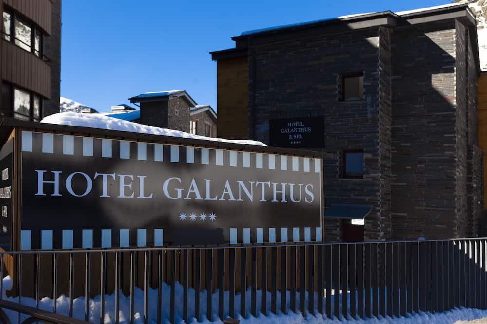 Hotel Galanthus & Spa, Soldeu