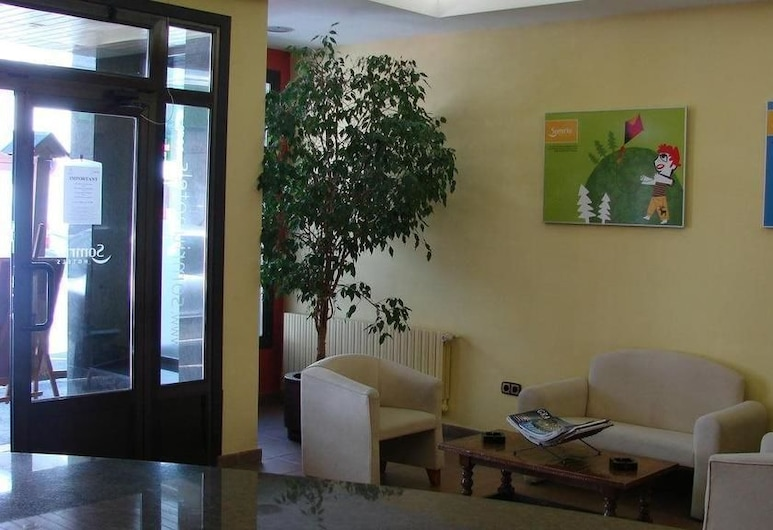 Hotel Refugi dels Isards, Pas de la Casa, Lobby Sitting Area