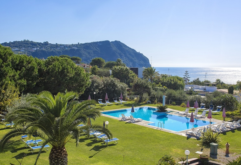 Hotel Belsole Ischia, Forio, View from Hotel