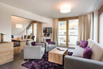 Image de AlpenParks Hotel & Apartment Central à Zell am See