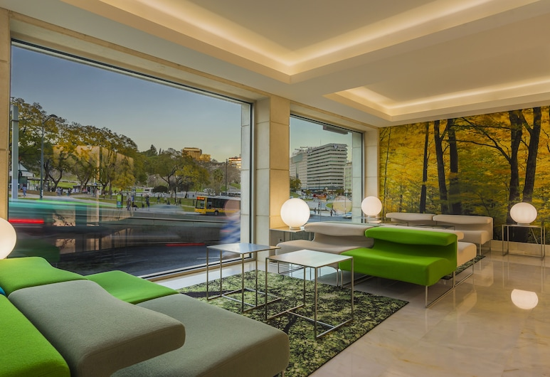 HF Fenix Garden, Lisbon, Lobby Sitting Area