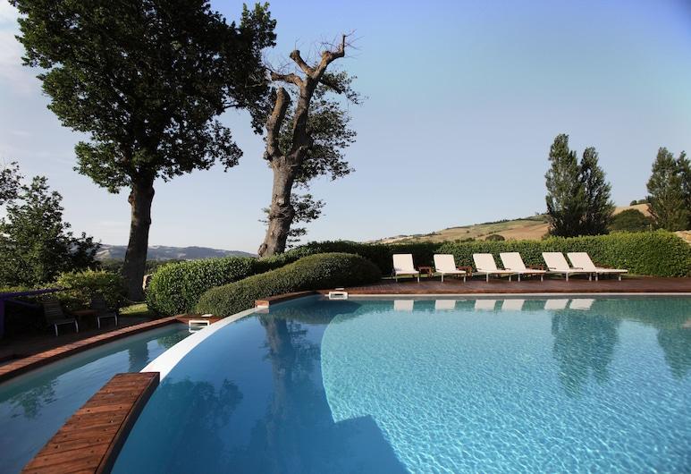 烏爾比諾度假村 - 桑蒂詹姆斯和菲利普地產集團, 烏比諾, 天台泳池