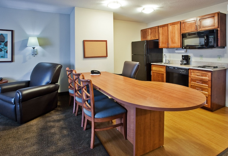 Candlewood Suites Macon, Macon, Chambre