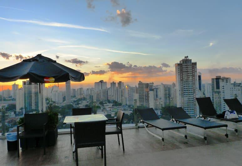 Hilton Garden Inn Goiânia, Goiania, Uitzicht vanaf hotel