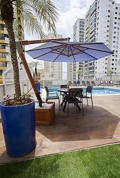 Mynd af Hotel Sibara Flat & Convenções í Balneario Camboriu