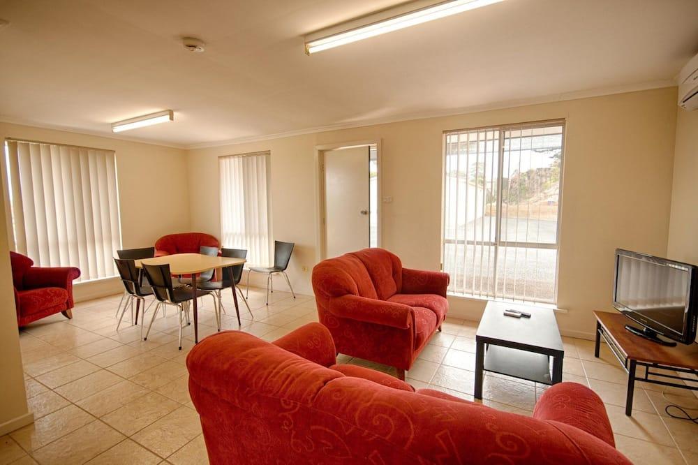 3 Bedroom Apartment - Living Room