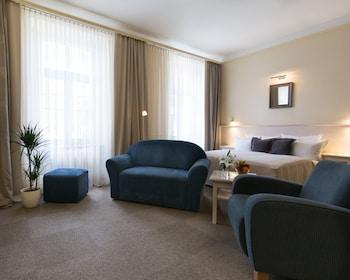 Picture of Unitas Hotel in Prague